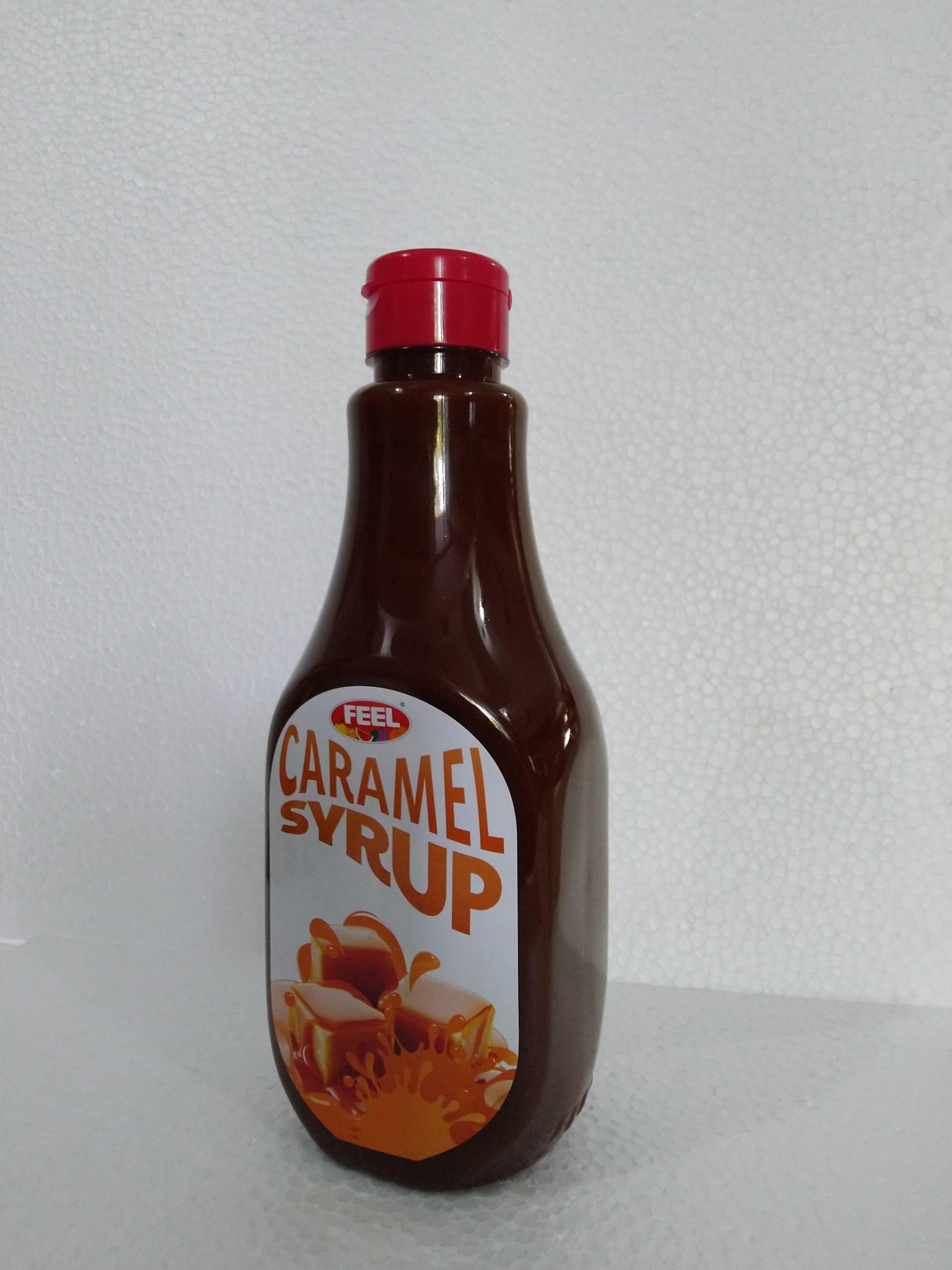 FEEL Caramel Syrup 2