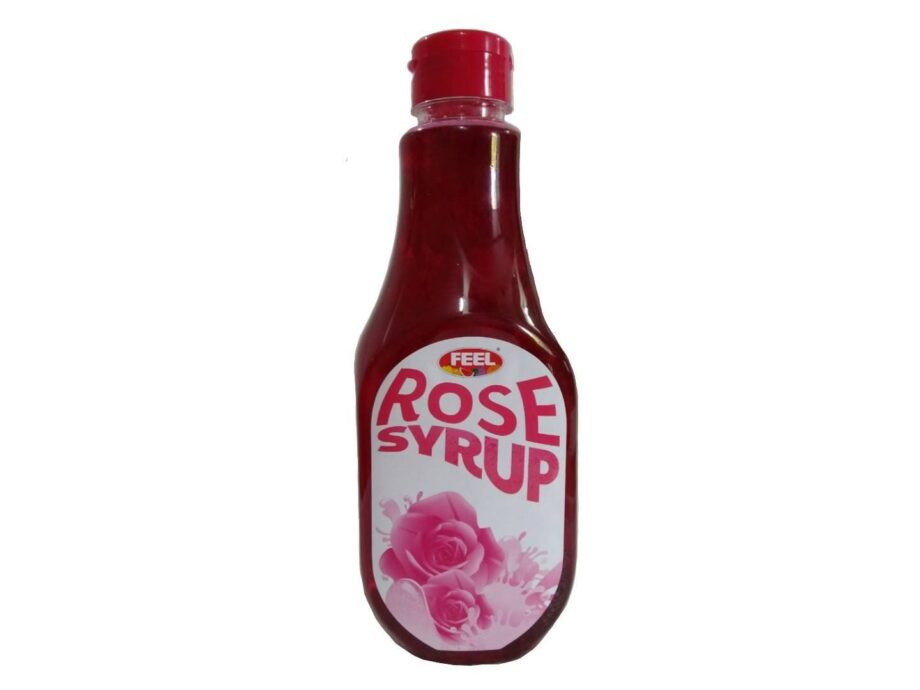 FEEL Rose Syrup